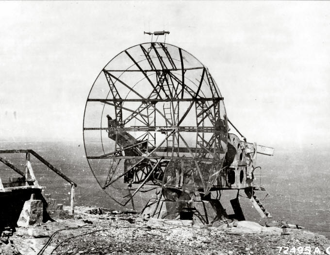 radar war technology british wwii german ii microwave scientific head ww2 1940 station science pre advances ground oven equipment history