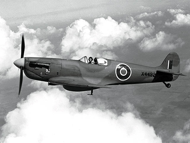 Supermarine Spitfire Variants  The Initial MerlinPowered Line