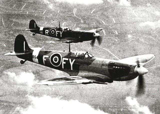 Image result for spitfire f ix