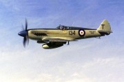 Seafire XV, 1/72 scale from BRIGADE MODELS kit