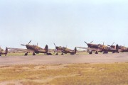Early Spitfire marks.