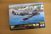 tamiya spitfire 9 box art